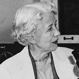 Scientist Elizabeth Lee Hazen - age: 89