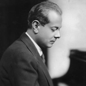Pianist Alberto Guerrero - age: 73