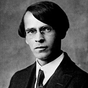 Poet Vladislav Khodasevich - age: 53