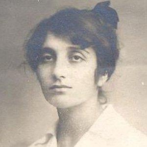 Poet Dora Gabe - age: 97