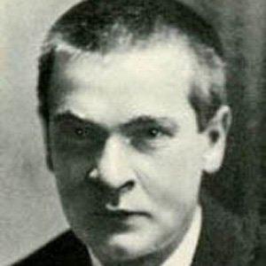 Poet Georg Trakl - age: 27