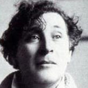 Painter Marc Chagall - age: 97