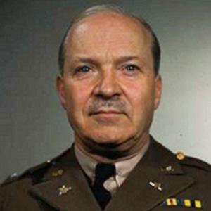 War Hero Wade Haislip - age: 82