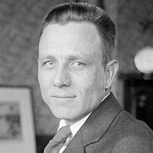 Screenwriter Harvey Fergusson - age: 81