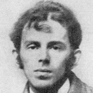 Poet Osip Mandelstam - age: 47