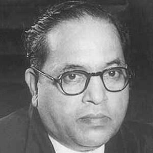 Philosopher BR Ambedkar - age: 65