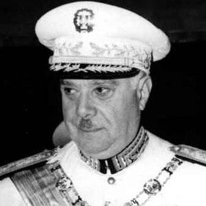World Leader Rafael Trujillo - age: 69