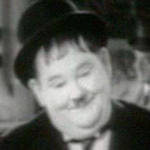 Movie Actor Oliver Hardy - age: 65