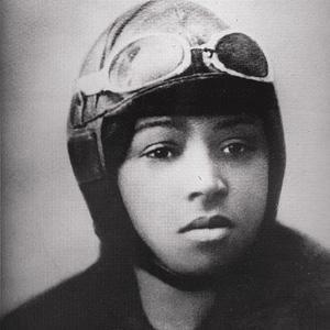 Pilot Bessie Coleman - age: 34