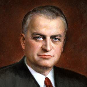 Politician Kenneth Wherry - age: 59
