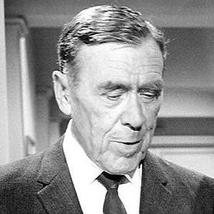 TV Actor Leo G. Carroll - age: 79