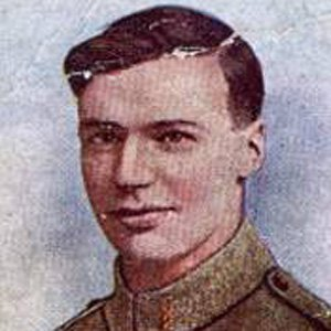 War Hero Leo Clarke - age: 23