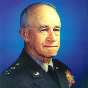 War Hero Omar Bradley - age: 88