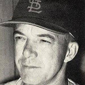 Coach Billy Southworth - age: 76
