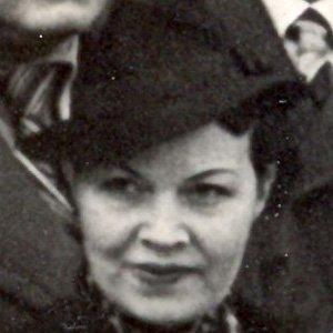 Poet Elisaveta Bagriana - age: 97