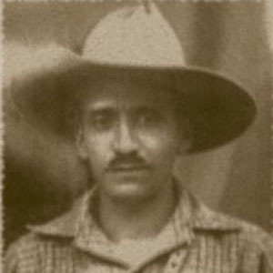 Civil Rights Leader Farabundo Marti - age: 38