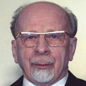 Politician Walter Ulbricht - age: 80