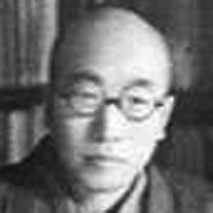 Novelist Edogawa Ranpo - age: 70
