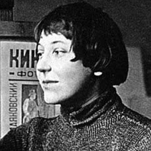 Painter Varvara Stepanova - age: 63