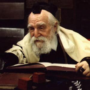 Religious Leader Moshe Feinstein - age: 91