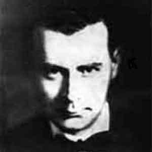 Philosopher Lucian Blaga - age: 65