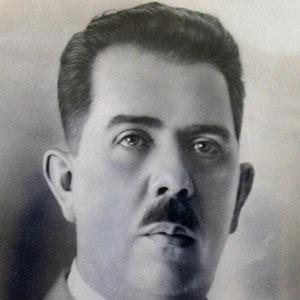 World Leader Lazaro Cardenas - age: 39