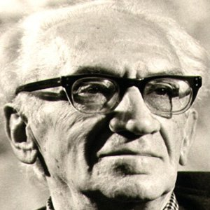 Scientist Immanuel Velikovsky - age: 84