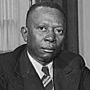 Politician William Tubman - age: 75