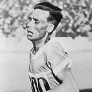 Runner Ville Ritola - age: 86