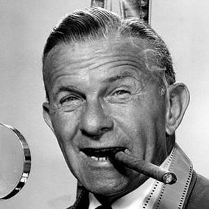 TV Actor George Burns - age: 100