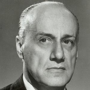 Politician Jorge Alessandri - age: 90