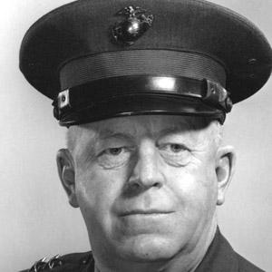War Hero Marritt A. Edison - age: 58