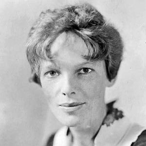 Pilot Amelia Earhart - age: 41
