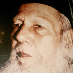 Chess Player Qazi Motahar Hossain - age: 84