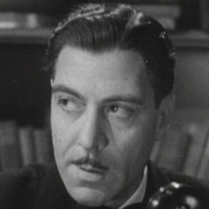 Movie Actor Joseph Calleia - age: 78
