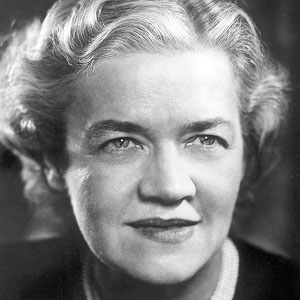 Politician Margaret Chase Smith - age: 97