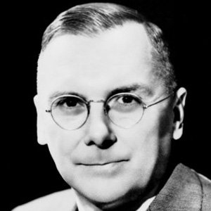Scientist Hugh Latimer Dryden - age: 67
