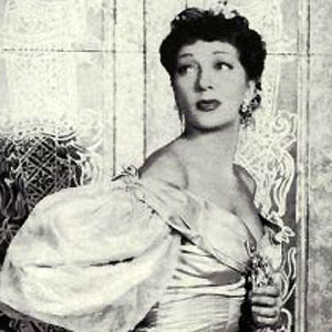 Stage Actress Gertrude Lawrence - age: 54