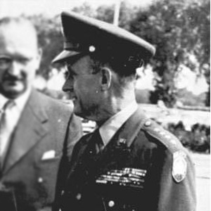 War Hero Alfred Gruenther - age: 84