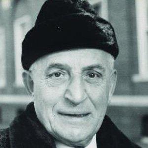 Scientist Oscar Zariski - age: 87