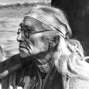 Novelist Chief Dan George - age: 82