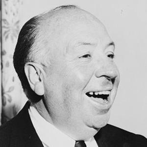 Director Alfred Hitchcock - age: 80