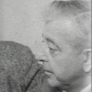 Screenwriter Jacques Prevert - age: 77