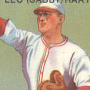baseball player Gabby Hartnett - age: 72