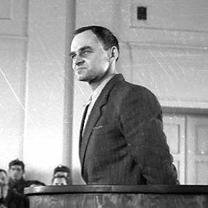 War Hero Witold Pilecki - age: 47