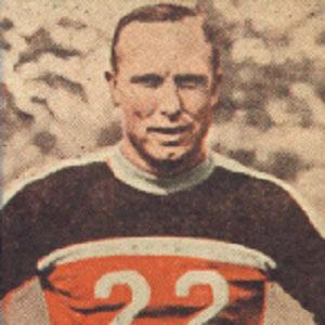 Football player Hap Moran - age: 93