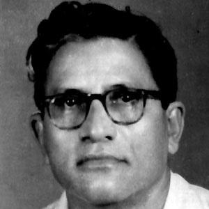 Politician Hamidul Huq Choudhury - age: 90