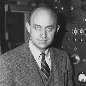 Scientist Enrico Fermi - age: 53