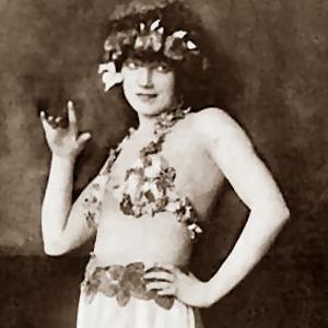 Movie actress Gilda Gray - age: 58