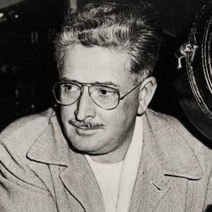 Cinematographer William H Daniels - age: 68